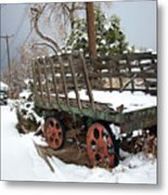 From A Time Gone By Metal Print
