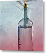 From Absolut Hell To Hope Metal Print