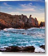 From Corsica Metal Print
