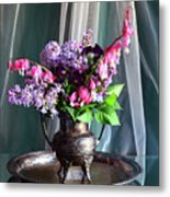 From My Garden  Metal Print