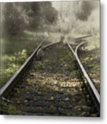 From Somewhere To Nowhere Metal Print