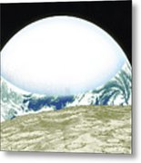 From Space Metal Print