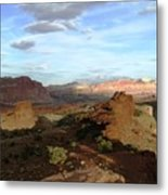 From Sunset Point 2 Metal Print