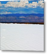 From The Basin Metal Print