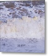 From The Beach In Bray, Ireland Metal Print
