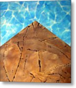 From The Earth Unto The Sea Metal Print