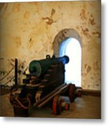 From The Fort Metal Print