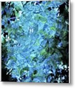 From The Glory Of Trees Abstract Metal Print