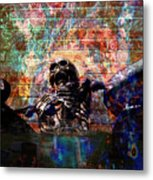 From The Grave Metal Print