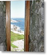 From The Lighthouse Metal Print
