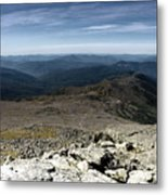 From The Summit Metal Print