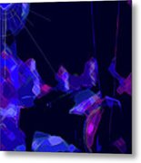 From The Wings Metal Print