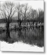 From The Wren Bridge Metal Print