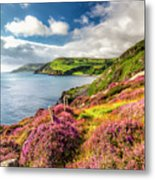 From Torr To Cushendall Metal Print