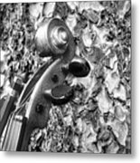 From Tree To Music Metal Print