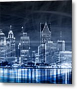 Fromthed Metal Print
