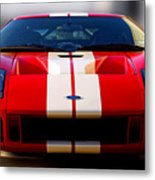 Front Ford Gt Metal Print