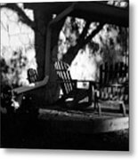 Front Porch Metal Print by Michael Ringwalt