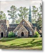 Frost Memorial Chapel Metal Print