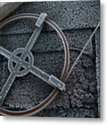Frosted Tool Metal Print