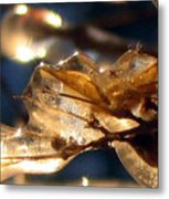 Frozen Fairy Metal Print