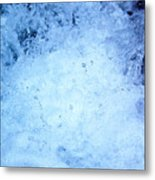 Frozen Iv Metal Print