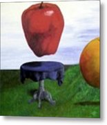 Fruit Assemblage Metal Print