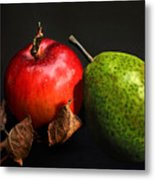 Fruit Coalition Metal Print