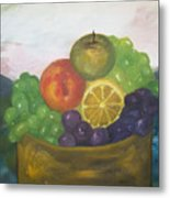 Fruit Of The Land Metal Print