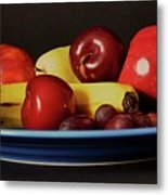 Fruit Shoot Metal Print