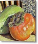 Fruits Of Autumn Metal Print