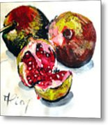 Fruits Of Heaven Metal Print