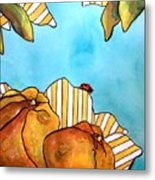 Fruits Of Passion Metal Print