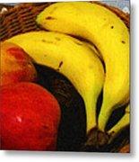 Frutta Rustica Metal Print