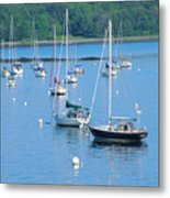 Ft Cleary,ct Metal Print