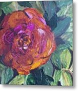 Full Bloom Metal Print