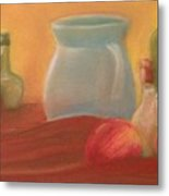 Full Color Still Life Metal Print