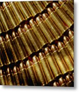 Full Metal Jackets Metal Print