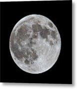 Full Moon 2 Metal Print