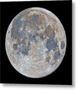 Full Moon / Day 15 Metal Print