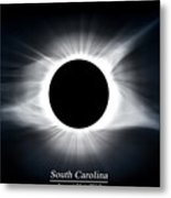 Full Totality Metal Print