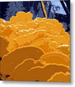 Fungi Work Number 4 Metal Print