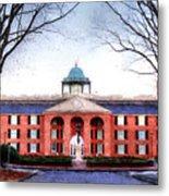 Furman University Judson Hall  Metal Print