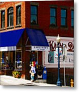 G Willikers Toy Shoppe Metal Print