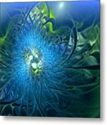 Gaia's Emergence Metal Print