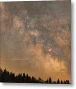 Galactic Center Metal Print