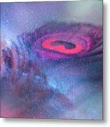 Galactic Eye Metal Print