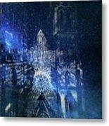 Galactic Prometheus Metal Print