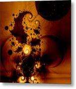 Galileo's Muse Metal Print