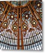 Gallery Lafayette Ceiling Metal Print
